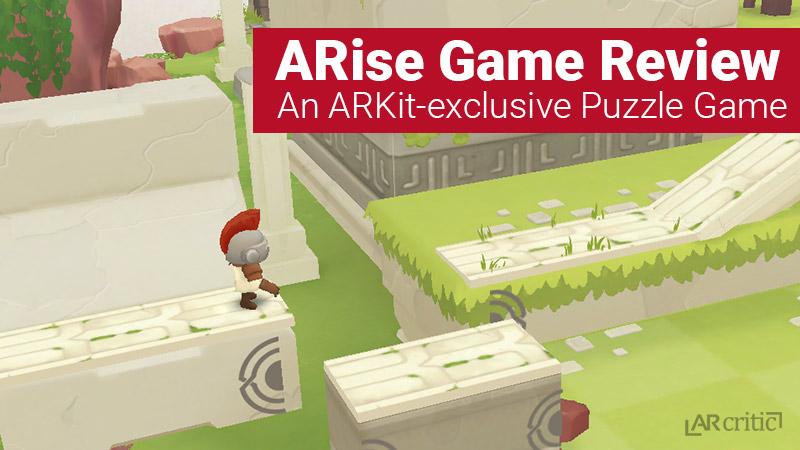 ARise game review screenshot
