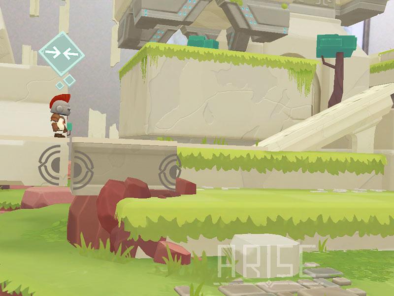 ARise game screenshot