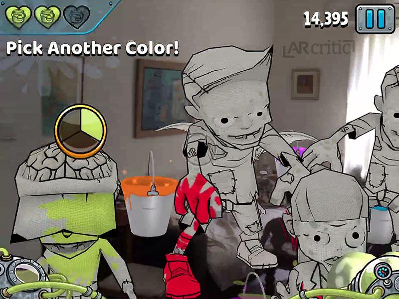 Color Blast AR screenshot