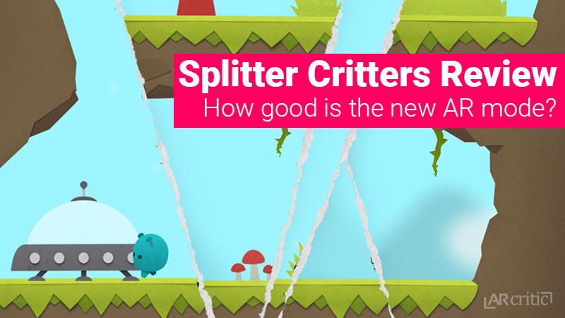Splitter Critters iOS game