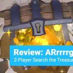 Treasure chest in ARrrrrgh game
