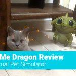 Follow Me Dragon Review (ARKit)