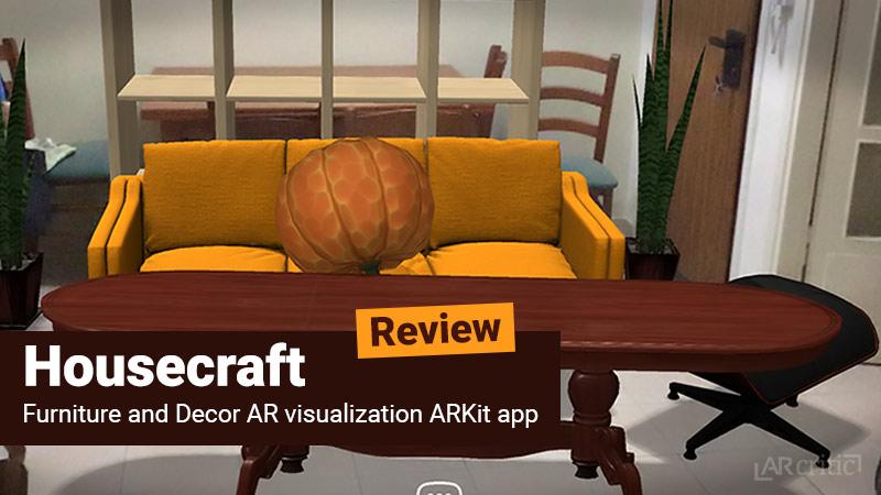 Superior Housecraft ARKit App