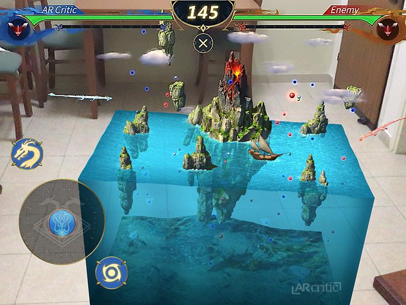 Twilight Pioneers:Dragon ARena game screenshot