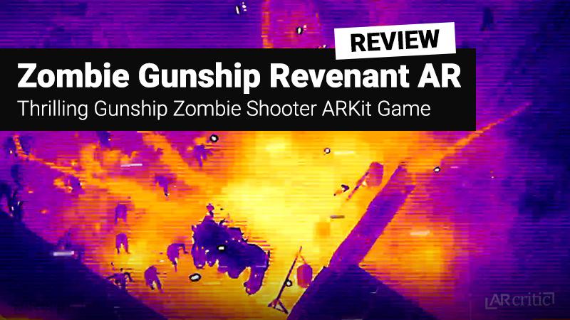 Zombie Gunship Revenant