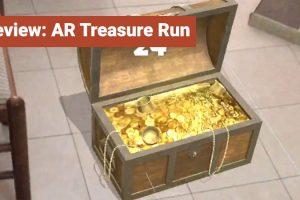 AR Treasure Run Game Review