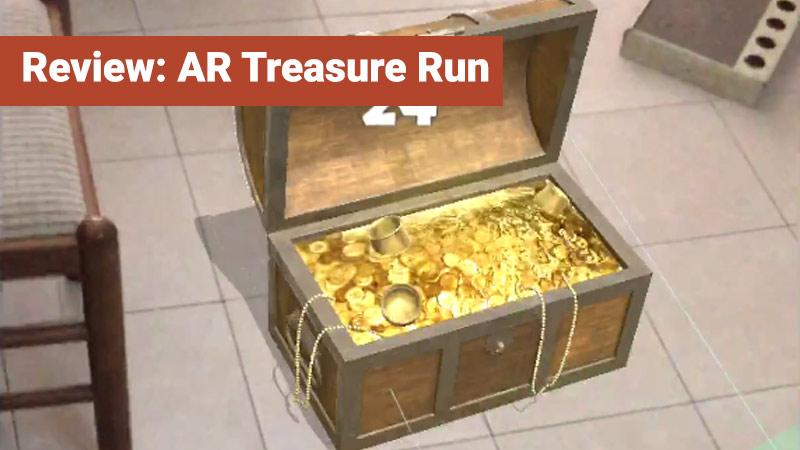 AR Treasure Run