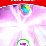Hide the Hubu AR game screenshot