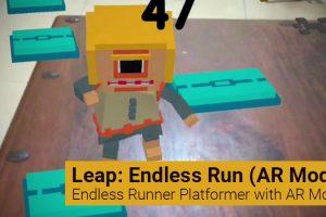 Leap Endless Run (AR Mode) Review