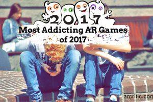 Top 5 Most Addicting iOS AR Games of 2017