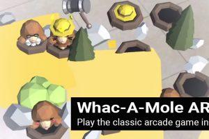 打地鼠AR (Whac-A-Mole AR) Review