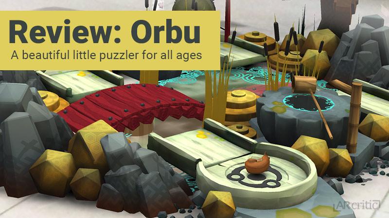 Orbu iOS game