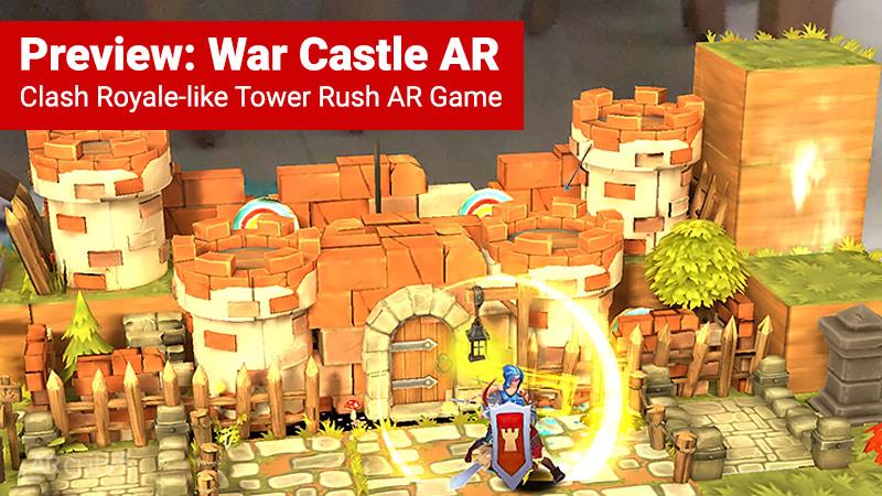 War Castle AR
