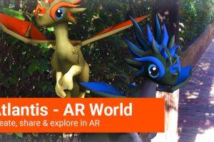 Atlantis AR World