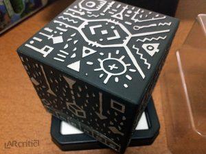 Merge Cube close-up image