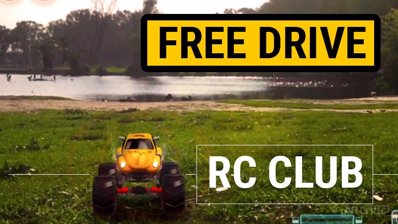 RC Club free drive