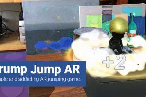 Trump Jump AR – Game Review (iOS)