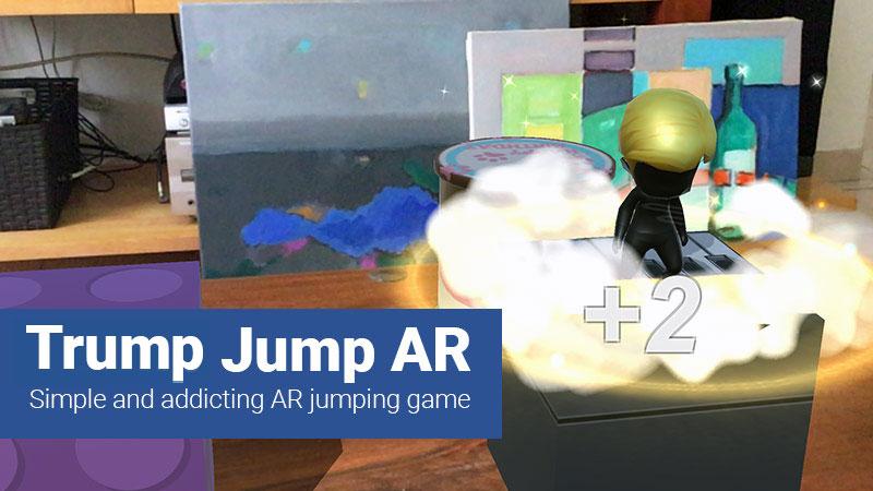 Trump Jump AR