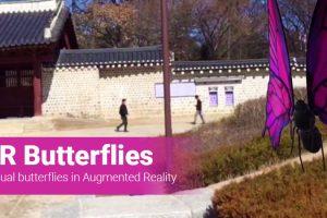 AR Butterflies – App Review (iOS)