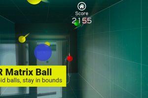 AR Matrix Ball – Game Review (iOS)