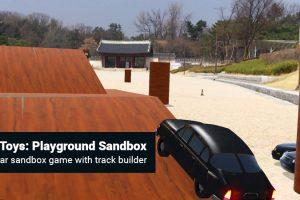 AR Toys: Playground Sandbox – Game Review (iOS)
