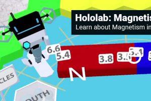 Hololab: Magnetism AR – App Review (iOS)