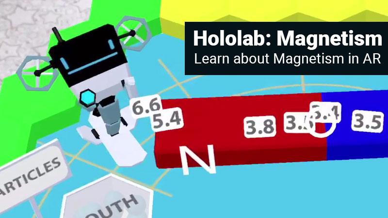 Hololab: Magnetism