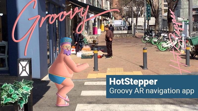 HotStepper app