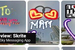 Skrite – App Review (iOS)