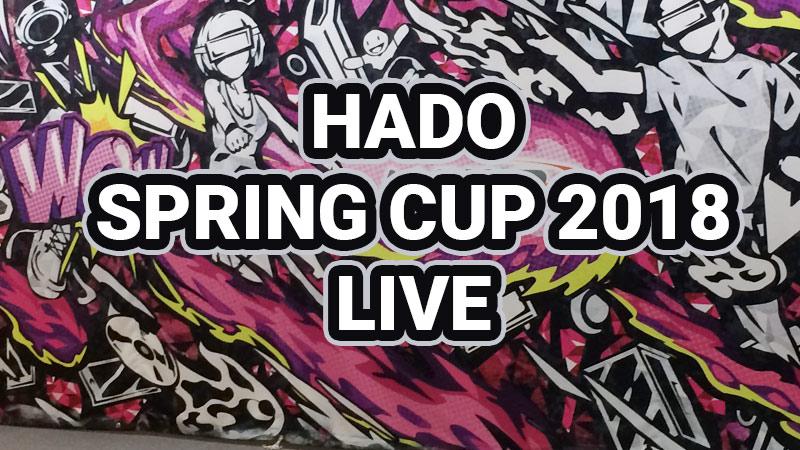 HADO Spring Cup 2018