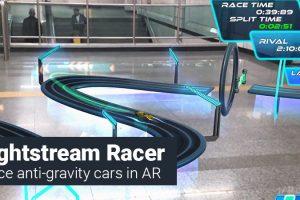 Lightstream Racer – Game Review (iOS)