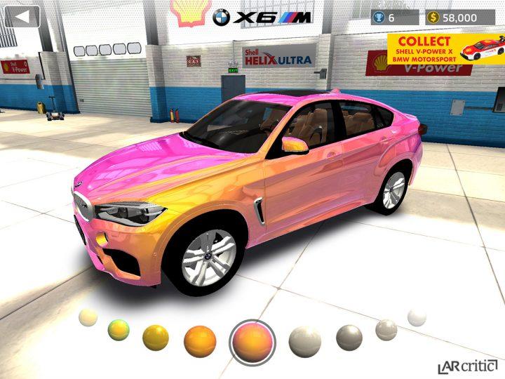 Customize your BMW M car