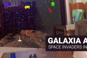 Galaxia AR – Game Review (iOS)