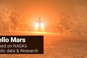 Hello Mars AR – App Review (iOS)