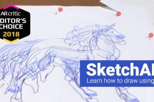 SketchAR – App Review (iOS)