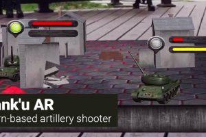 Tank'u AR – Game Review (iOS)