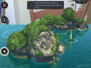 Detailed sea level design
