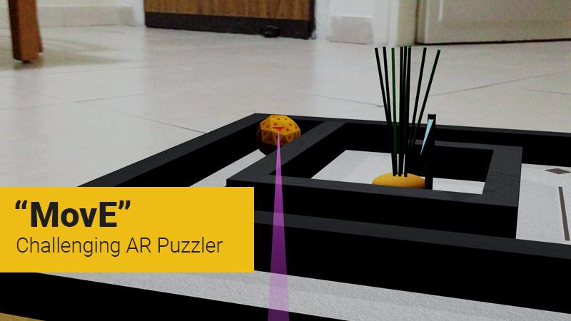 Move AR Puzzler