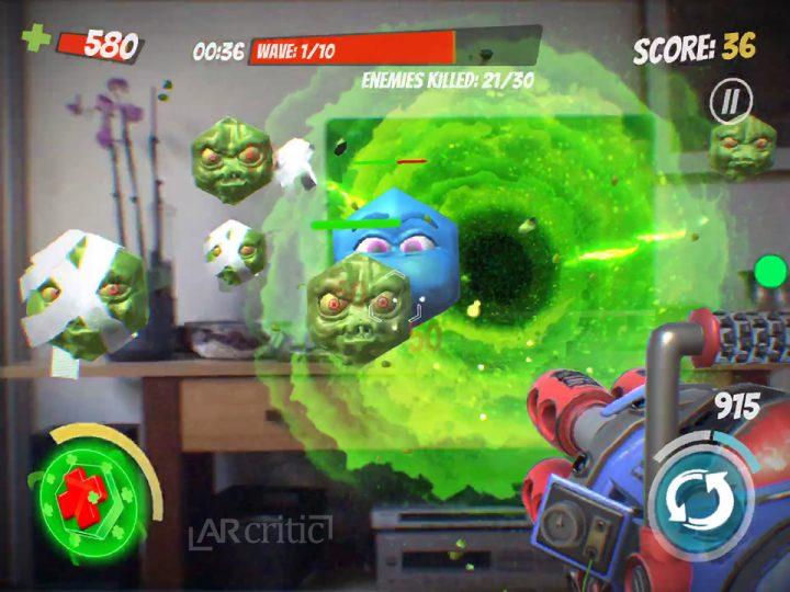 Space Blastards game screenshot
