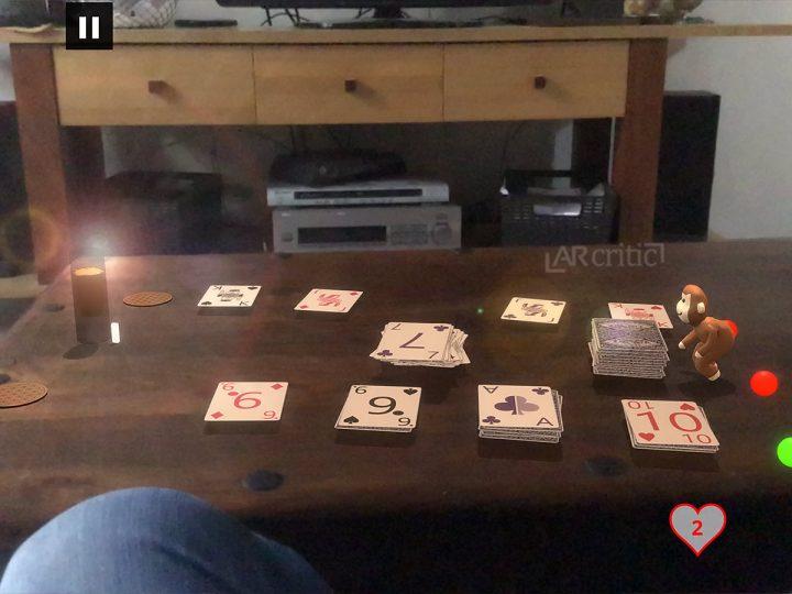 Speedy Card Game screenshot