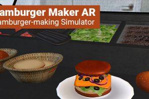 Hamburger Maker AR – Game Review (iOS)