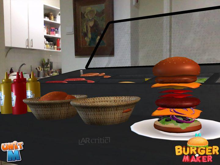 Hamburger Maker AR
