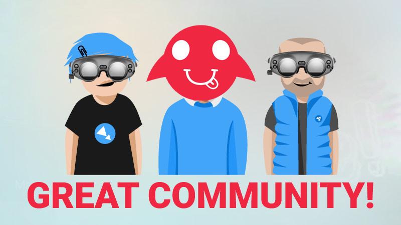 Magic Leap Community
