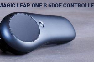 Magic Leap One 6DoF Controller In-depth