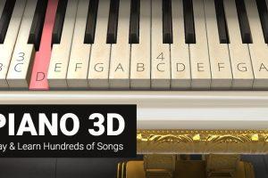 Piano 3D – Real AR Piano App Review (iOS)