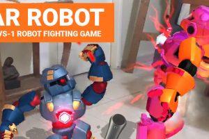 AR Robot – Game Review (iOS)