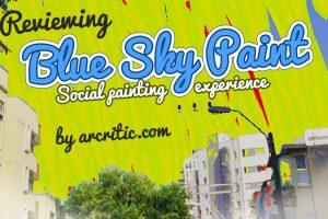 Blue Sky Paint – App Review (iOS)