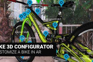 Bike 3D Configurator App