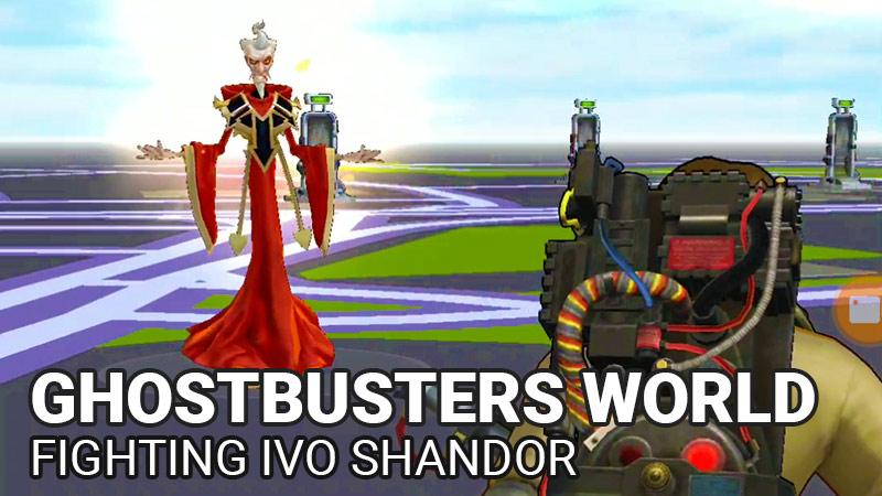 Ivo Shandor ghost