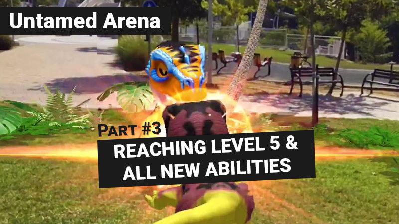 Untamed Arena Level 5